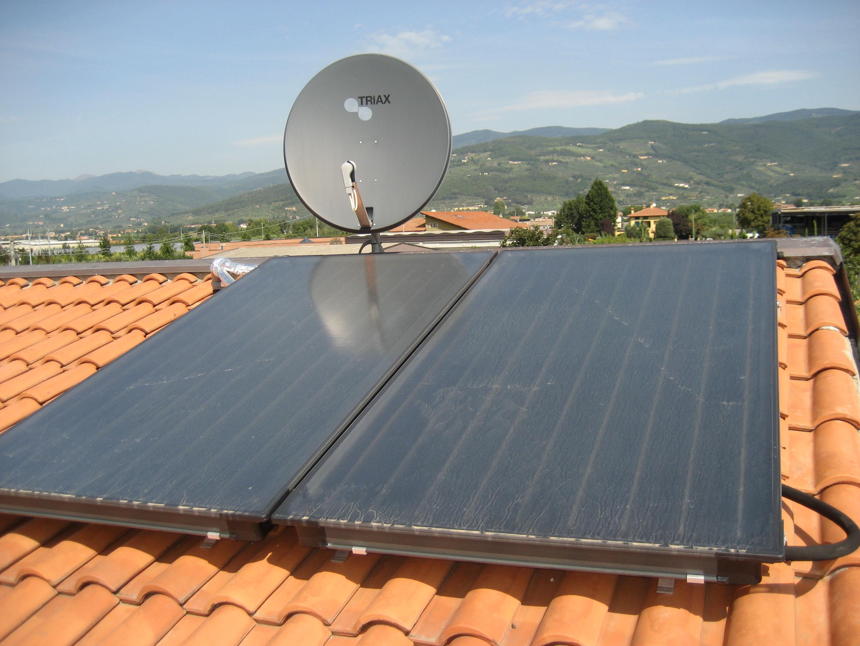 Pannelli solari termoidraulica maestrini for Pannelli solari solar